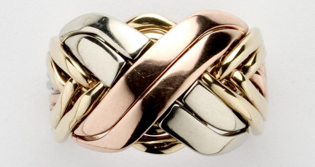 Claddagh rings for men