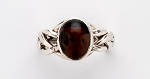 4AI Indian Agate Ladies Puzzle Ring