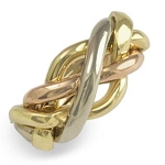 4125 Ladies Puzzle Ring