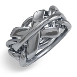 5NG Ladies Puzzle Ring