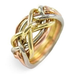7Q Ladies Sterling Ring