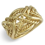 8TW4 Ladies Puzzle Ring