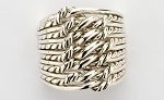 13CHTW6B Ladies Puzzle Ring
