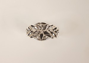 6STAR Mens Puzzle Ring