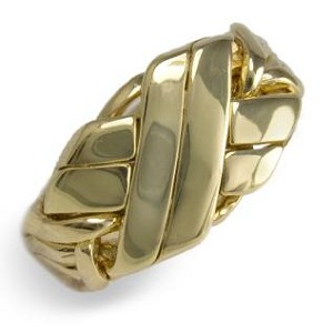 6BWN Ladies Puzzle Ring