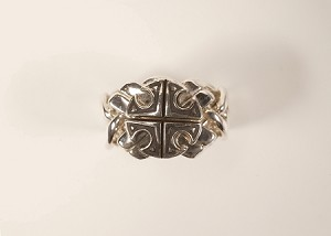 6BWNCS Ladies Puzzle Ring